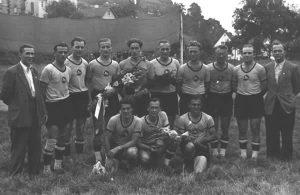 Im Jahre 1951 erkämpfte die Erste Mannschaft den Landesmeistertitel
