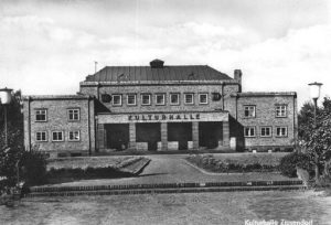 Kulturhalle in Zipsendorf – Trainingsstätte von 1972 – 2000